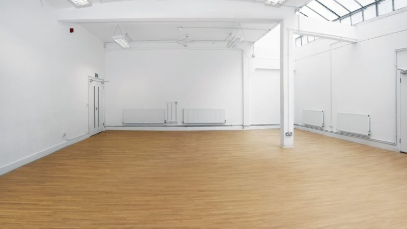 Cc Rehearsal Room